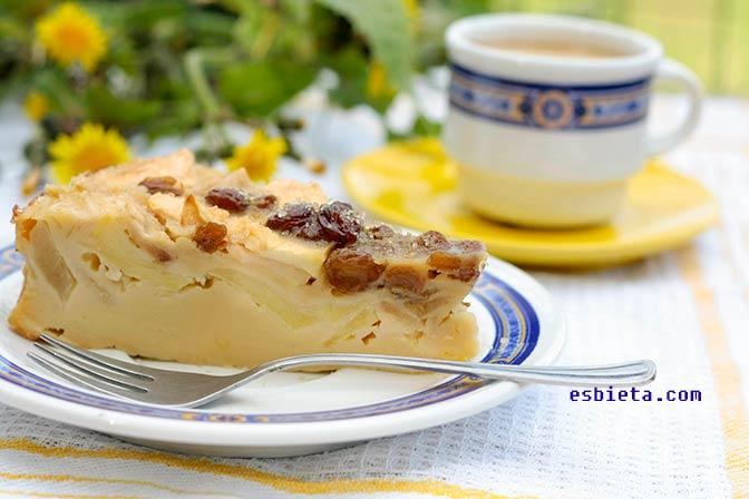 Tarta de Manzana y Pera – Flognarde
