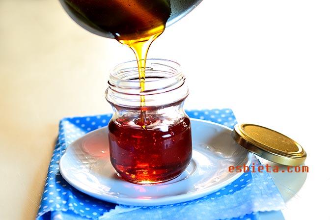 Caramelo líquido casero