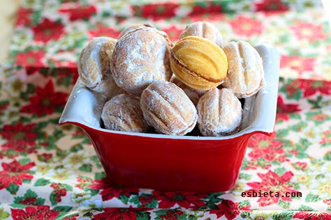 galletas nueces