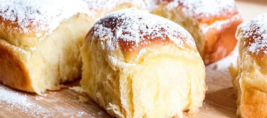 Buchty – Brioche – Bollos dulces