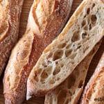 Pan baguette italiano