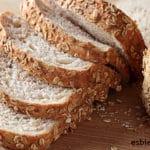 Pan de avena casero - Receta magnífica