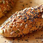 Pan multicereales con semillas - Pan multigrano