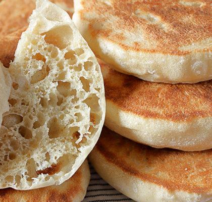 pan sin horno hecho en sarten