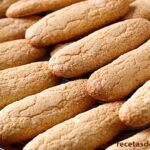 Bizcochos para hacer tiramisú, carlota y otros postres fríos - Savoiardi