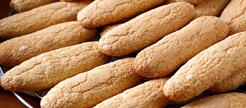 Bizcochos para hacer tiramisú, carlota y otros postres fríos – Savoiardi