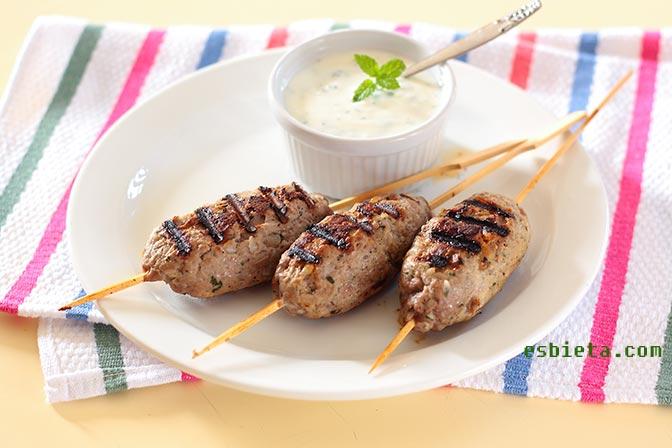 Kofta Kebab – Albóndigas Árabes – Receta