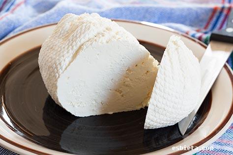 queso quark casero