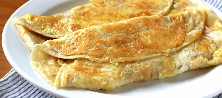 Desayuno delicioso y rápido, listo en 5 minutos