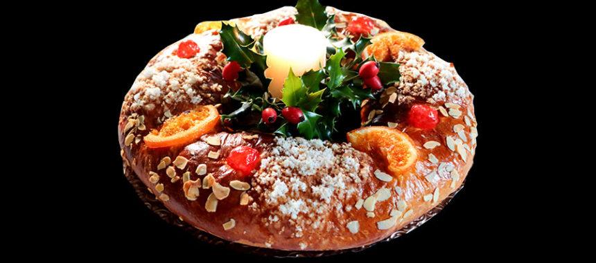 Roscón de Reyes ¡Muy esponjoso y riquísimo!