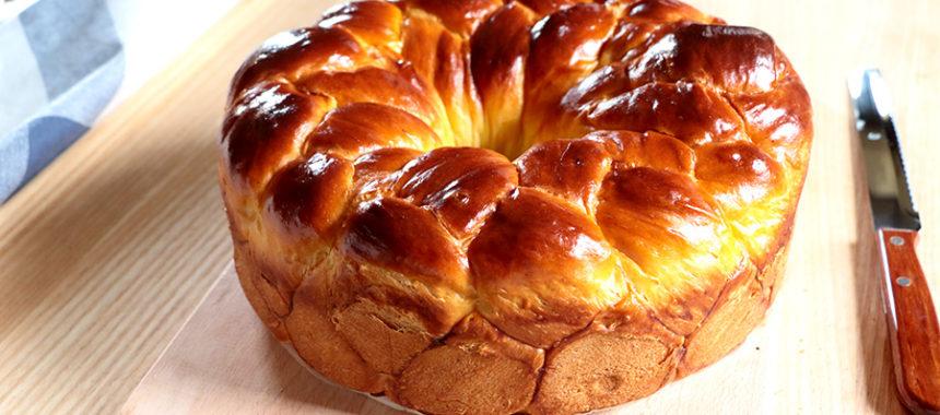 Bollo casero festivo – Pan dulce ¡Buenísimo!