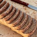 Pan integral 100% y casero