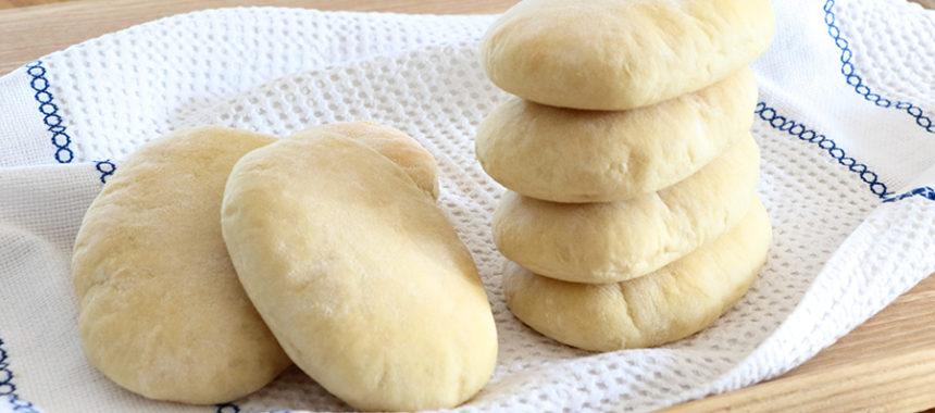 Receta de molletes de pan ¡Blanditos, esponjosos y sabrosos!