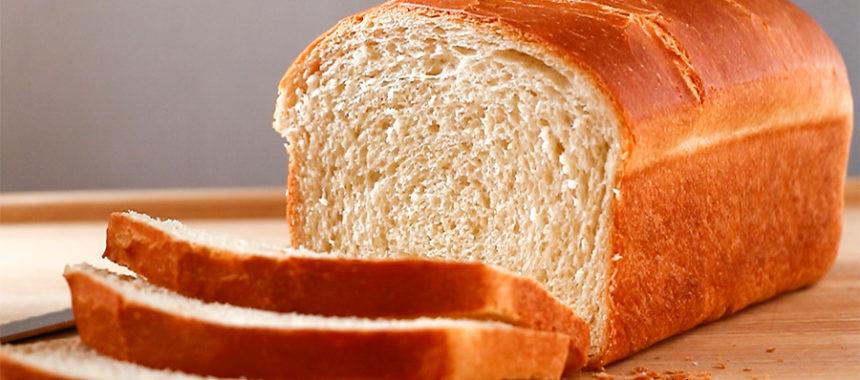 Pan de leche de molde – Muy esponjoso y tierno
