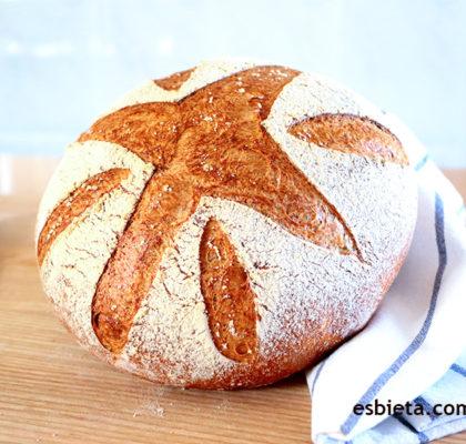 pan sémola de trigo