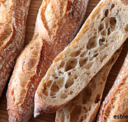 pan baguette o sfilatinos