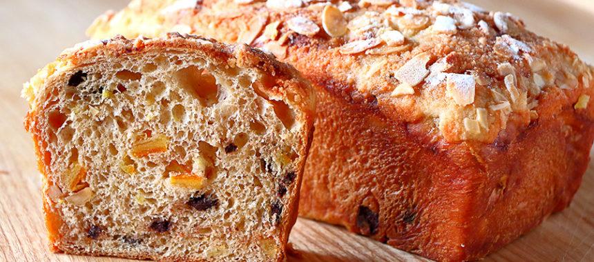 Brioche royale – Grandioso pan dulce casero