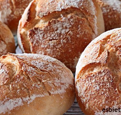 bollitos pan blanco
