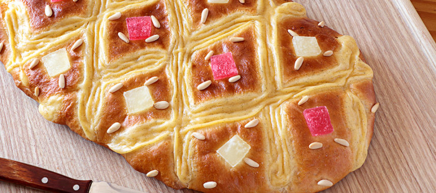 Receta de coca de San Juan – Pan dulce festivo