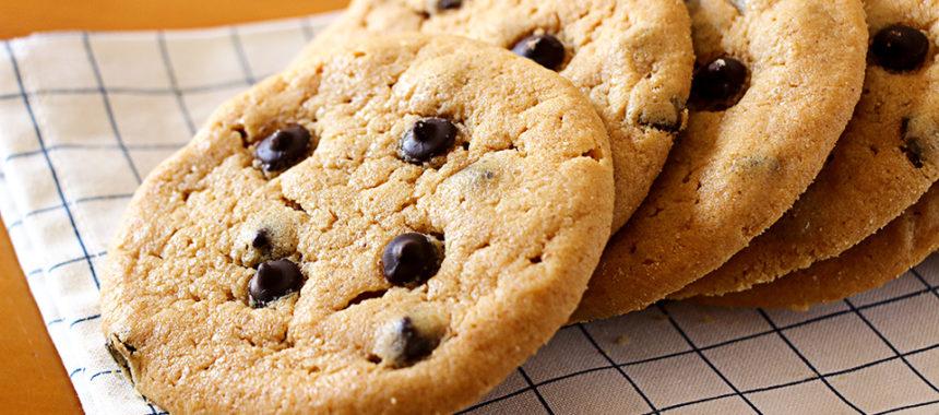 Cookies originales – Galletas de choco chips