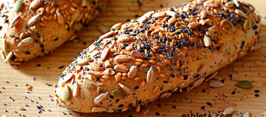 Pan multicereales con semillas – Pan multigrano