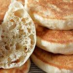 Pan sin horno hecho en sartén - Fácil y auténtico