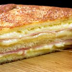 Sándwich Monte Cristo - Receta fácil y rica