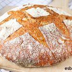 Pan casero fácil de hacer - Pocos ingredientes