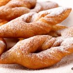 Khvorost - deliciosas galletas de yogur. Fácil