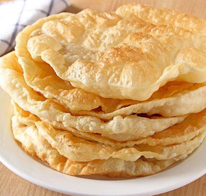 tortillas de harina shelpek