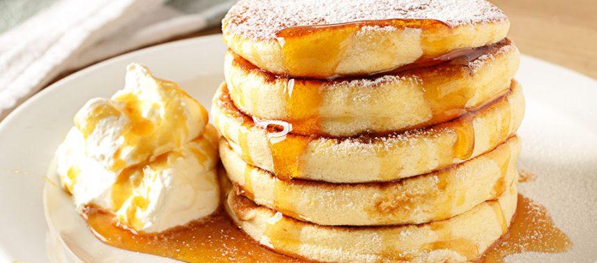 Receta de tortitas caseras jugosas y fáciles – Hot cakes