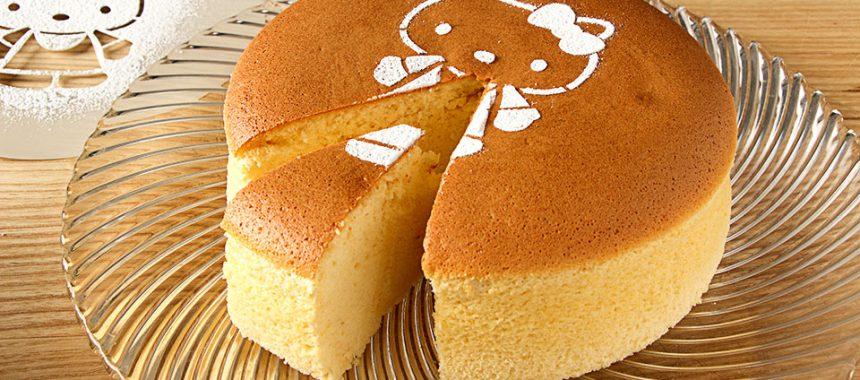 Cheesecake japonés o tarta de queso que tiembla