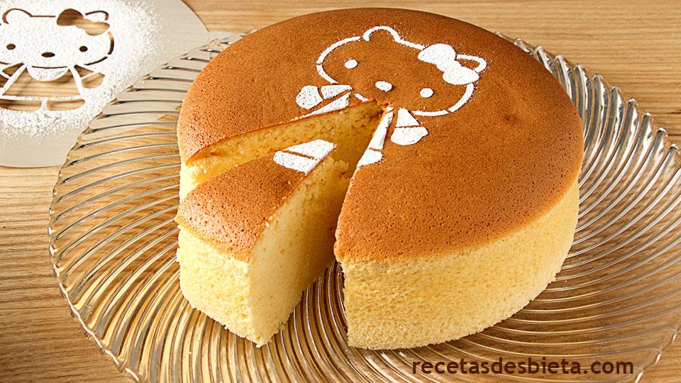 Cheesecake Japonés O Tarta De Queso Que Tiembla Recetas De Esbieta