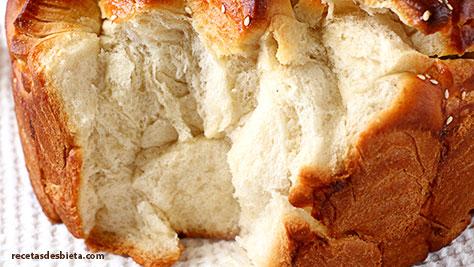 receta de pan volandero
