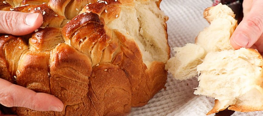 El pan volandero – Receta que enamora