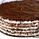 Deliciosa tarta sin horno - Jamás adivinarás de lo que está hecha!