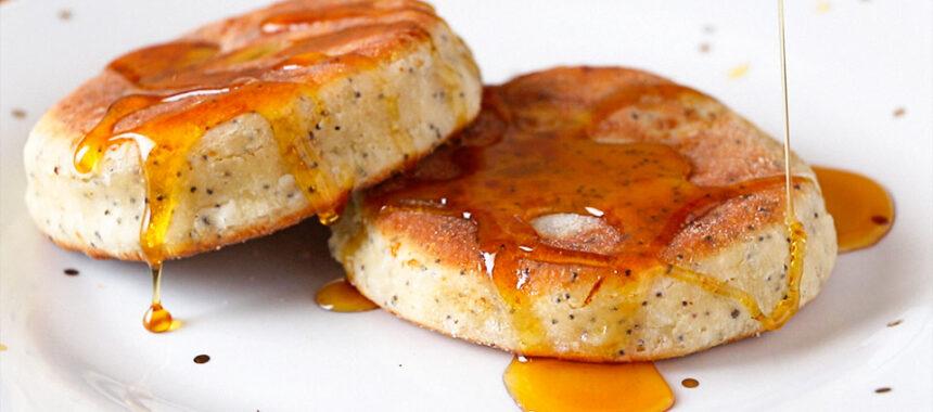 Tortitas para el desayuno fáciles en 15 minutos
