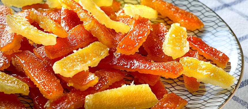 Fruta escarchada en 1 solo día – Receta fácil