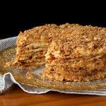 Napoleón - tarta milhojas rusa