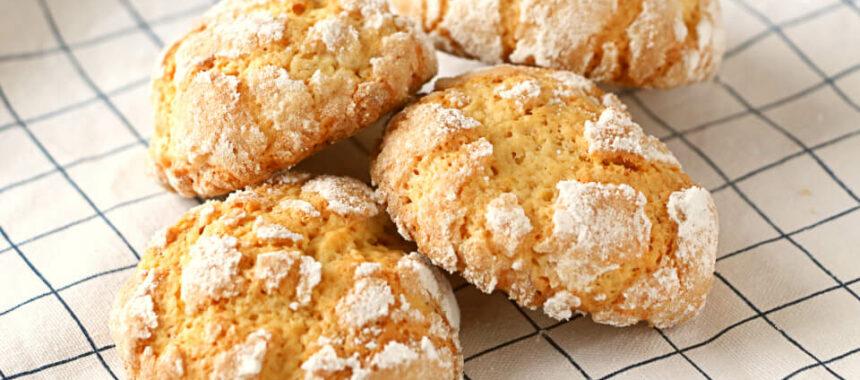 Irresistibles galletas de limón
