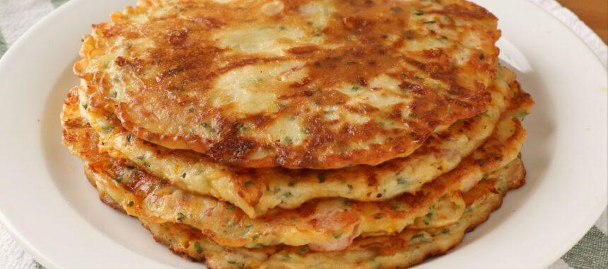 Tortillas rellenas en 10 minutos