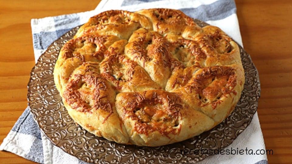 Empanada troceable
