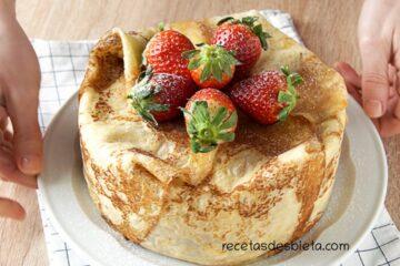 tarta crepes